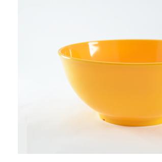 Deep Plastic Bowls