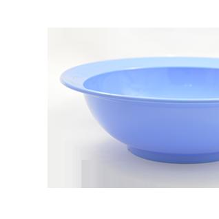 Shallow Plastic Bowls